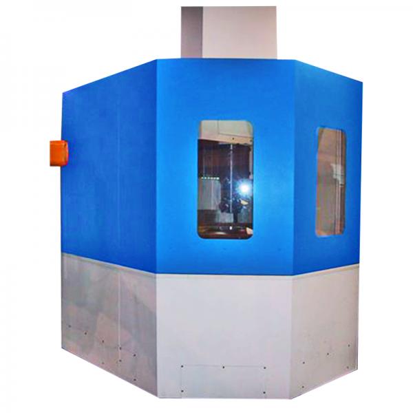 Custom Enclosures - BUWW Machine Enclosures