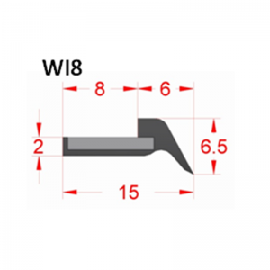 WI8 way Wiper - BUWW