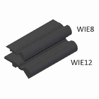 WIE8/WIE12 Wiper Lip - BUWW