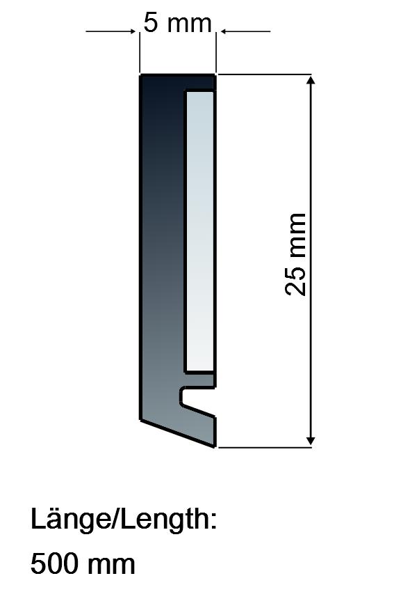 WIV25-5 Way wiper - BUWW