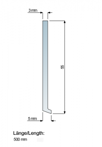 WIVM55-500 Way Wipers - BUWW