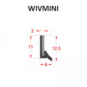 WIVMINI Way Wiper - BUWW