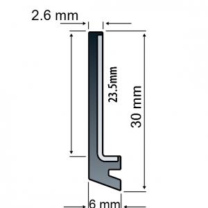 WIVS30-300 Way wiper - BUWW
